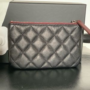 CHANEL Accessories - Authentic Chanel o case pouch
